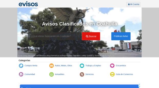 coahuila.evisos.com.mx