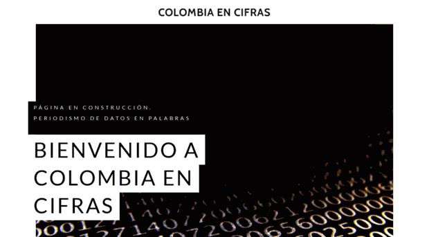 colombiaencifras.com