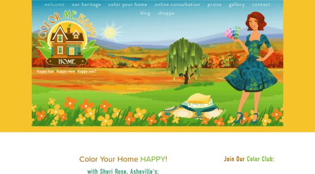 colormehappyhome.com