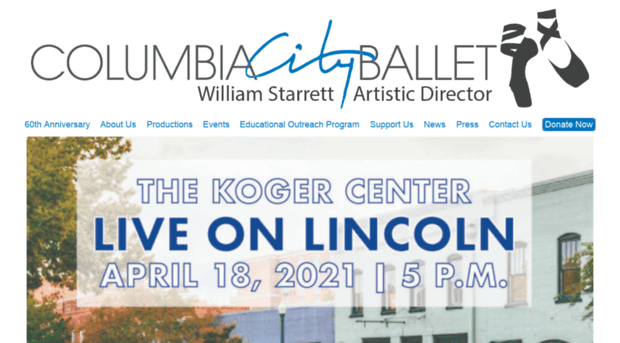 an overview of the columbia city ballet