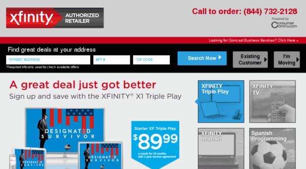 Comcastoffers Com Comcast Deals Bundles And Pr Comcast Offers