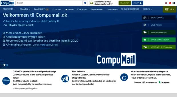 compumail.dk