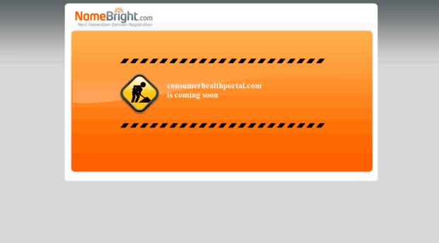consumerhealthportal.com