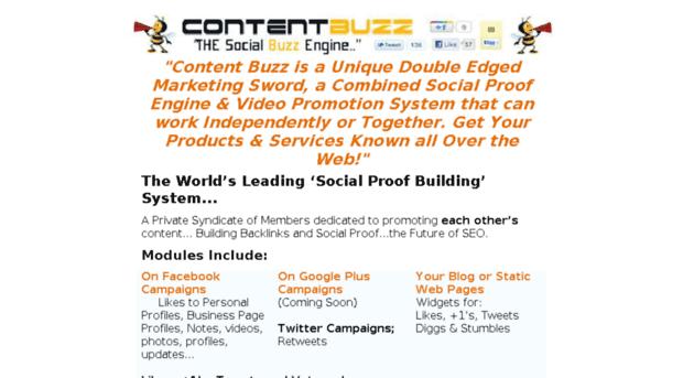 contentbuzz.com