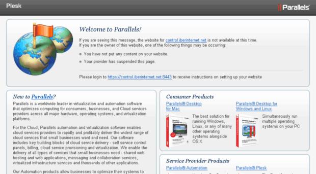 control.iberinternet.net