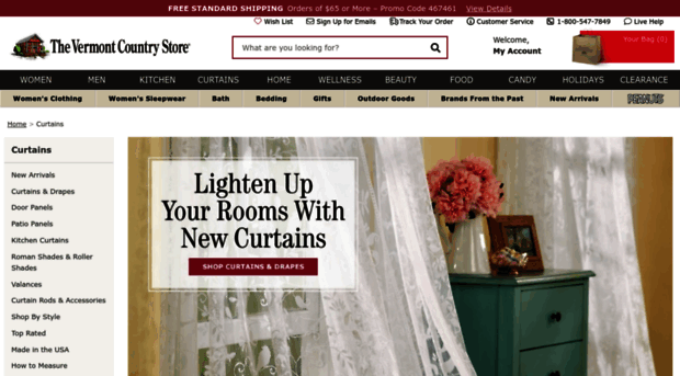 countrycurtains.com - Curtains, Drapes & Window Cove... - Country ...