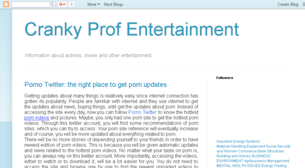 crankyprof.blogspot.com