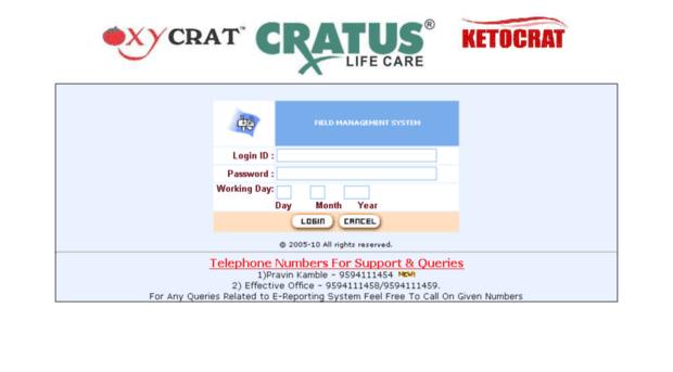 cratusonline.com