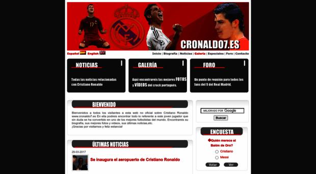 cronaldo7.es