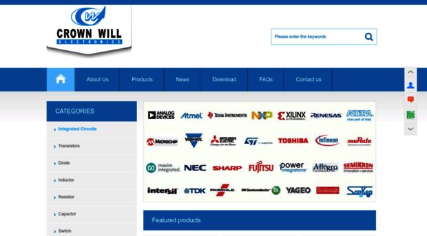 crownwill.com