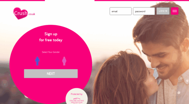 Online crush dating site