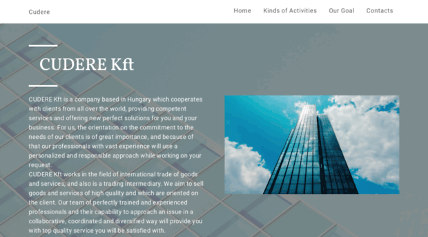 cudere-kft.com