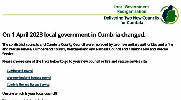 cumbria.gov.uk