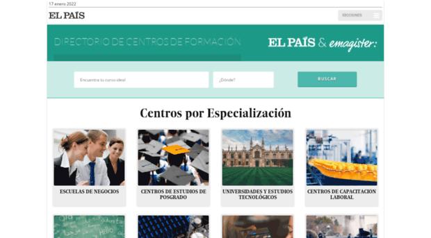 cursoselpais.mx