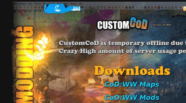customcod.com