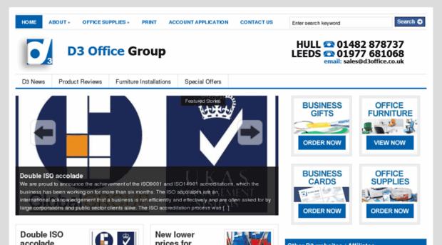 d3-officesupplies.co.uk