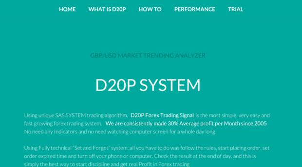 D20p forex