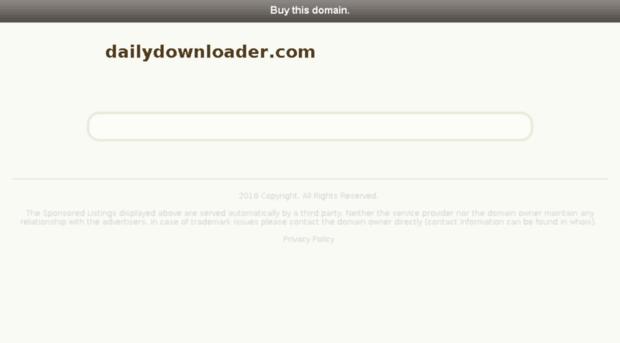 dailydownloader.com