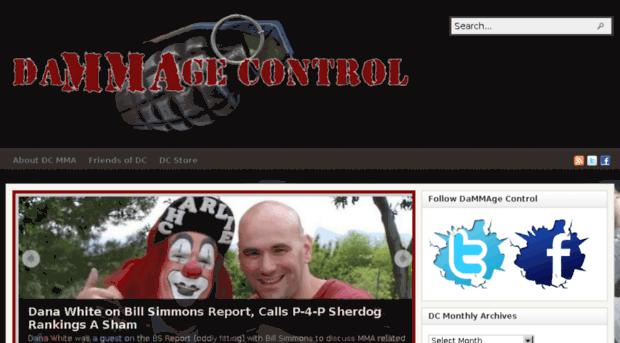 dammagecontrol.com