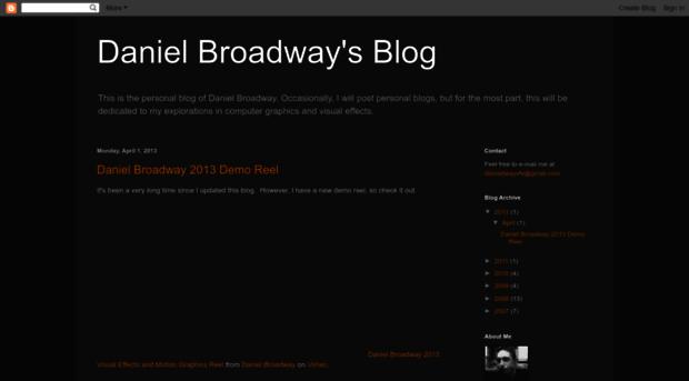 danielbroadway.blogspot.com
