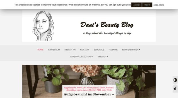 danis-beautyblog.com
