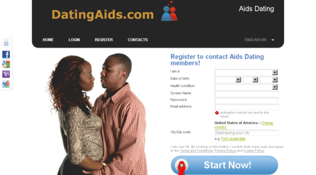 dating with aids Serosecretscom is a dating site specifically meant for you and others like you, helping you in your fears and loneliness, and enabling you to find friendship, companionship, and love from a host of other member living with similar problems.