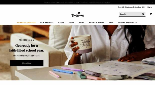 dayspring.com