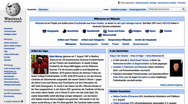 dewikipediaorg wikipedia � die freie enzyklop de