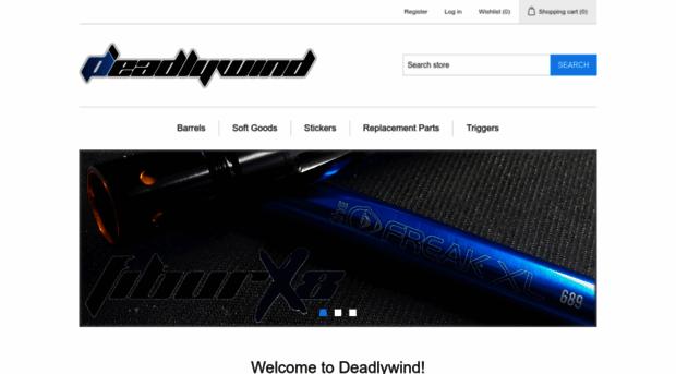 deadlywind.com