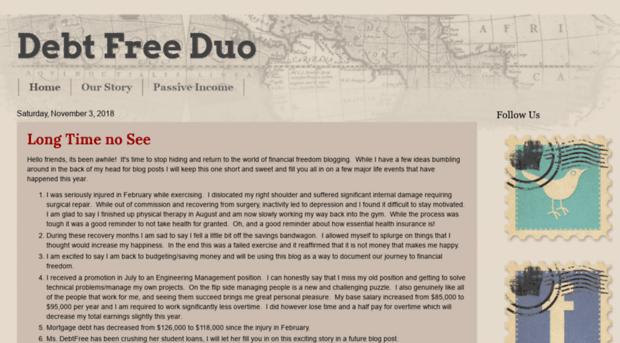 debtfreeduo.com