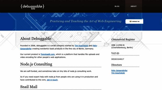 debuggable.com