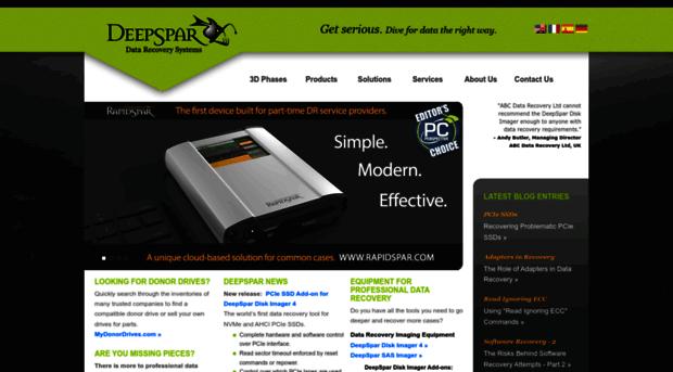 deepspar.com
