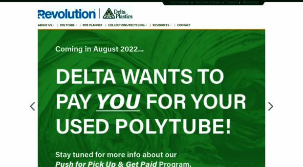 delta plastics inc b