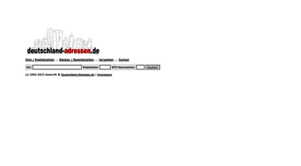 deutschland-adressen.de