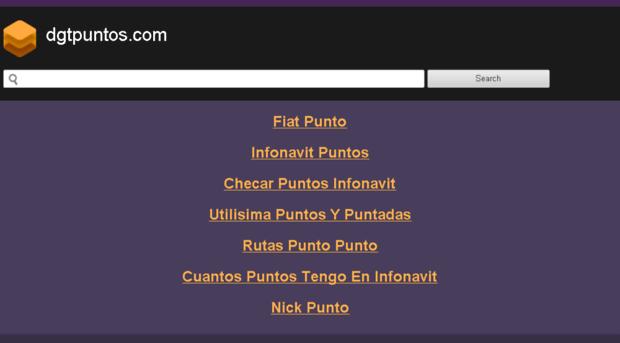 dgtpuntos.com