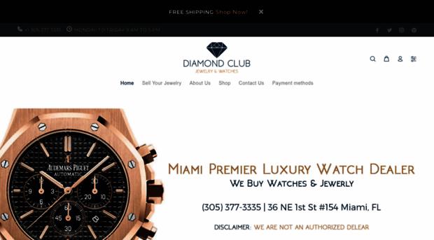 diamondclubmiami.com