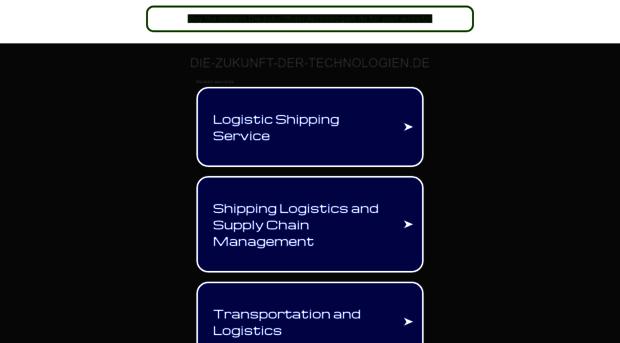 die-zukunft-der-technologien.de