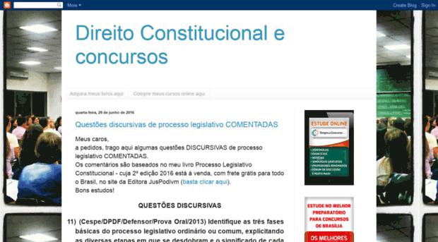 direitoconstitucionaleconcursos.blogspot.com.br