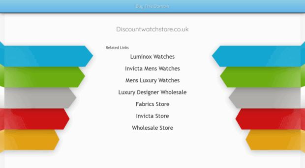 discountwatchstore.co.uk