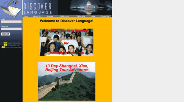 discovering language Got something on your mind if you'd like to drop a line, go ahead and fill out the contact form below discovering language is currently available for.