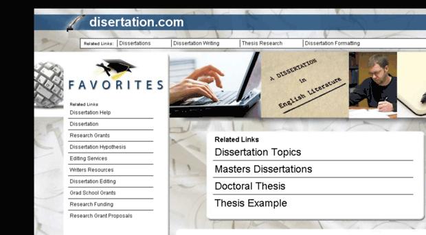 disertation.com