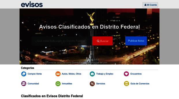 distritofederal.evisos.com.mx