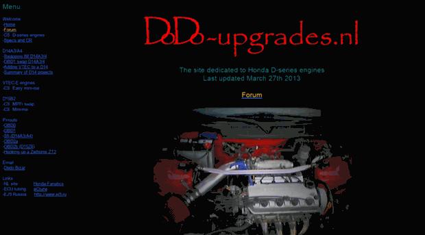 dodo-upgrades.nl