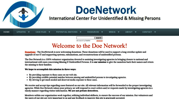an analysis of the doe network as a volunteer organization Financial analysis shows the reality of the situation as a new nonprofit organization guidelines for fiscal sponsors from the national network of fiscal.
