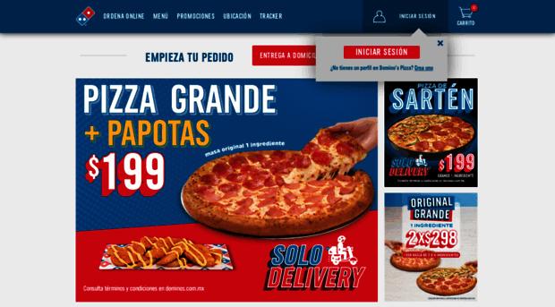 dominos.com.mx