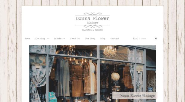 donnaflower.com