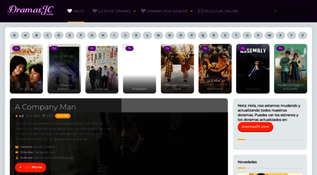 doramas coreanos online