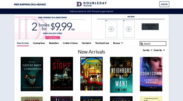 doubledaybookclub.com