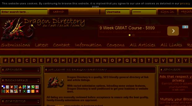 dragondirectory.co.uk