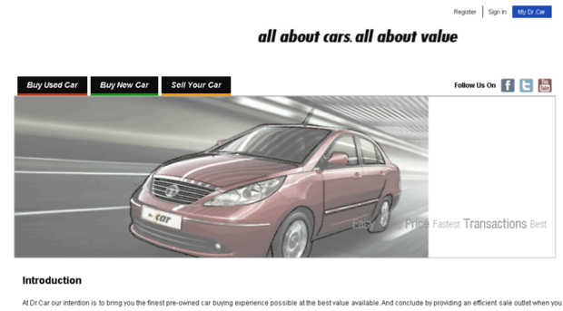 Dr Car Used Car Valuation Hyderabad